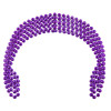 Party Favor Set Party Beads Bulk 72 PACK 7 Colors 6541C