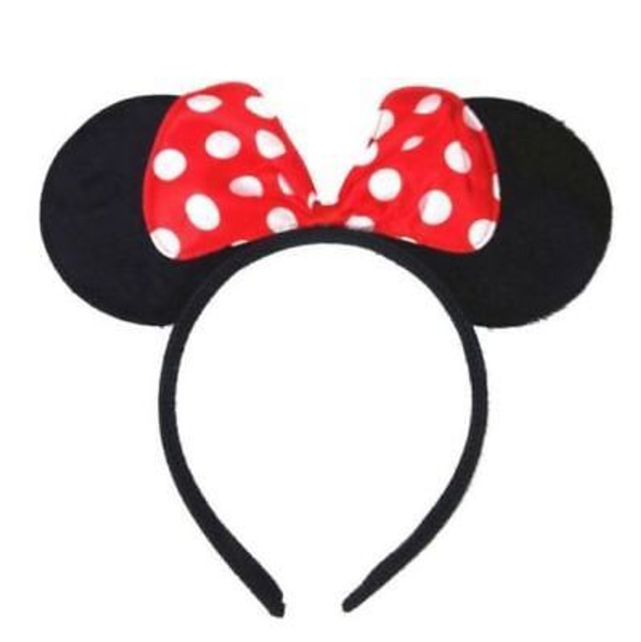 Adult Minnie Mickey Mouse Couples Ears Headband Disney Costume  Accessories