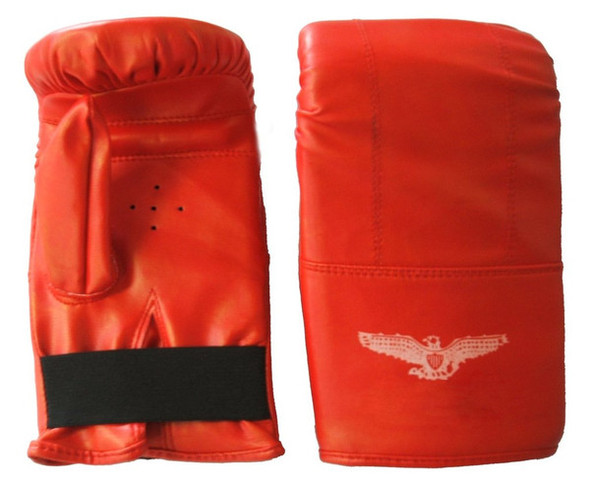 Red Boxing Gloves 3322