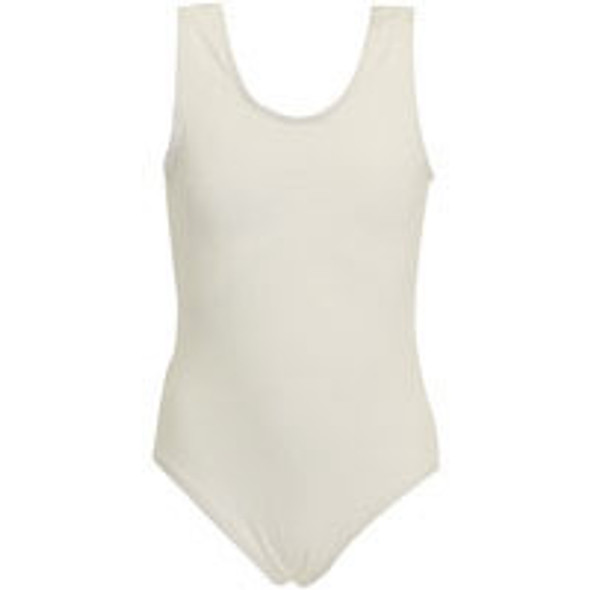 White Adult Leotard 3343-3345