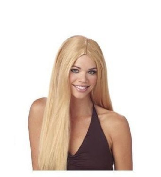 Blonde 24 Inch Wicked Straight Wig 6024