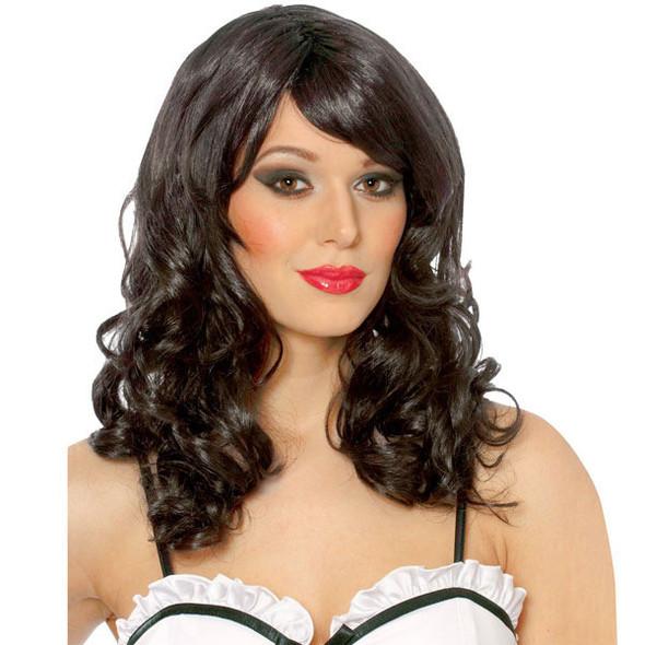 Black Lolita Wig 6036