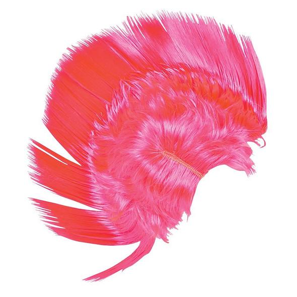 Hot Pink Mohawk Wig 6030