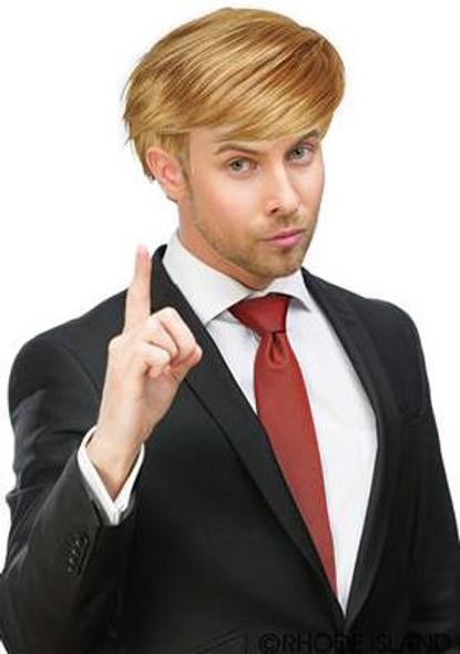 Mens Blonde Wig  6046