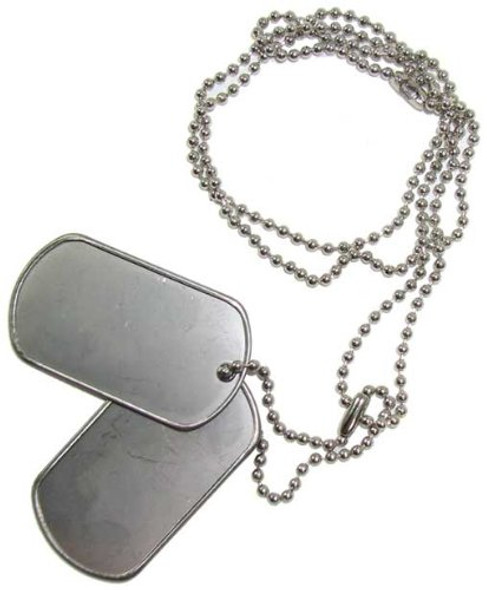 Army Dog Tags 6502