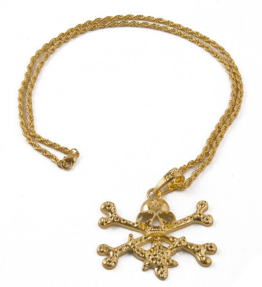 Pirate Necklaces Skull Jewelry 6564