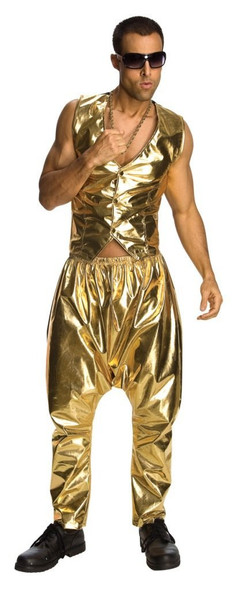 Gold Rapper Pants 8550