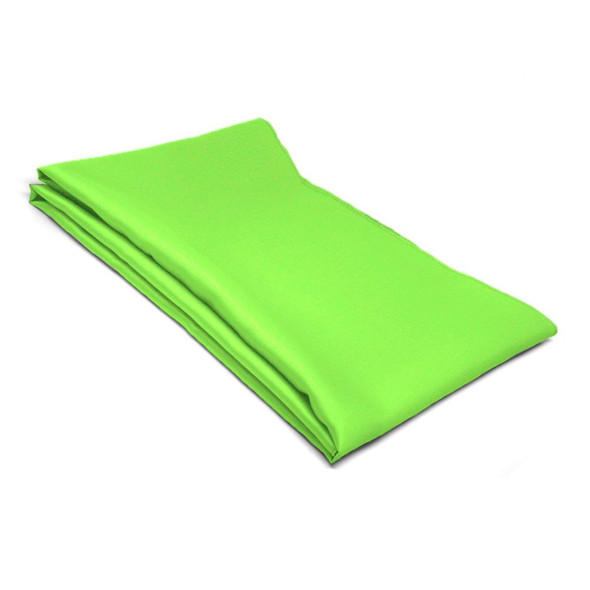 Lime Green Pashmina Shawl 100% Fine Wool Mix 12 PACK 2117