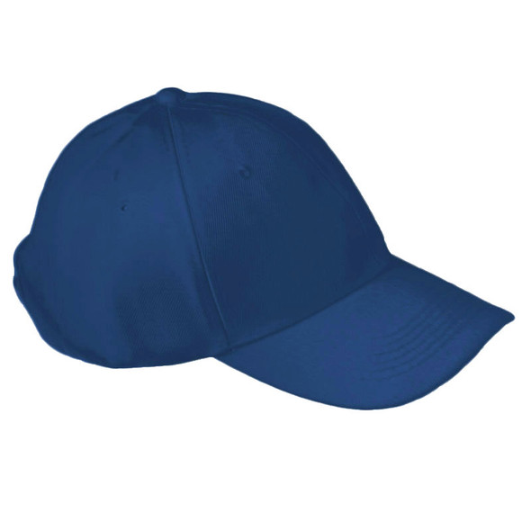Navy Blue Adjustable Baseball Dad Cap 1383