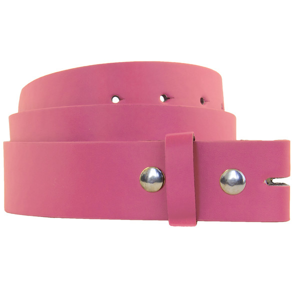 Pink Belt For Buckle Pick Sizes 12 PACK 2364-2367
