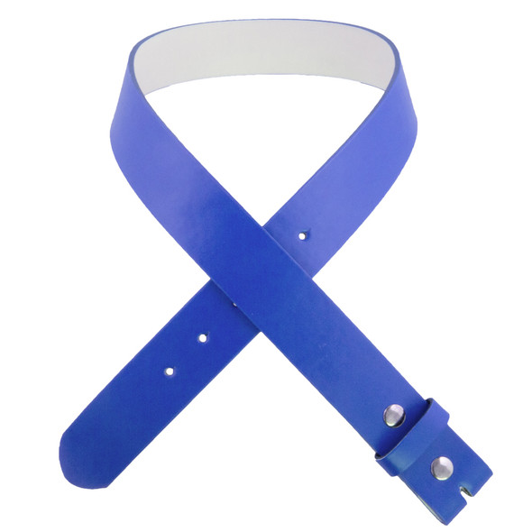 Buckleless Belts Blue |  Adult Mix Sizes 12 PACK 2372A