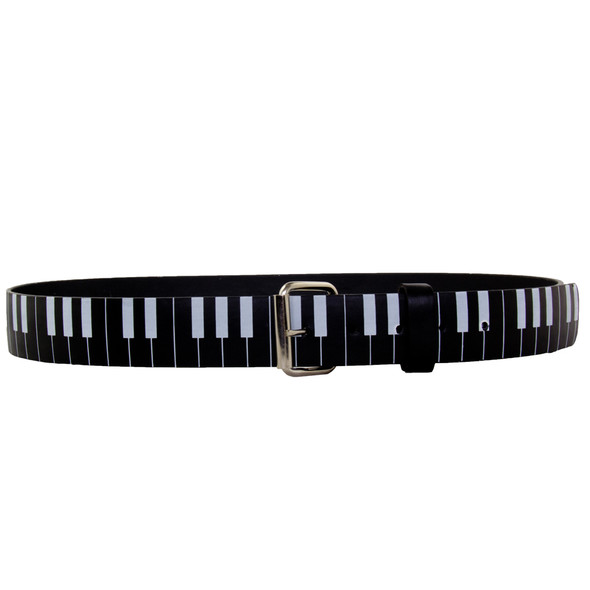 Black Piano Belt ADULT 2404-2407