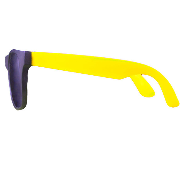 Party Sunglasses with Yellow Legs 12 PACK 1175