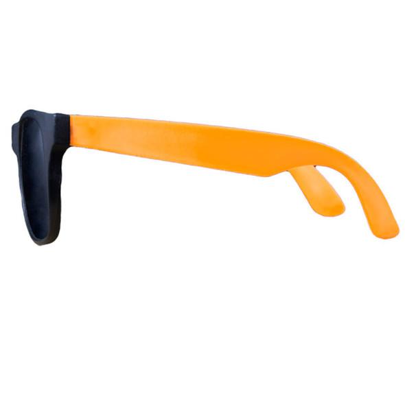 Party Orange Sunglasses | Iconic 80's Style | Sunglasses Orange Legs  12 PACK 1177