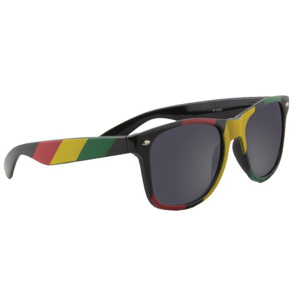Rasta 80's Style | Iconic Sunglasses | Adult 7150