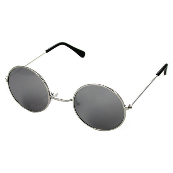 John Lennon Glasses Black/Smoke 1094