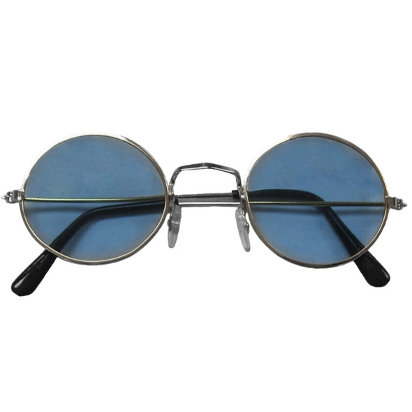 Hippie Sunglasses Blue 1096
