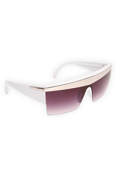 White Lady Diva Sunglasses 1142