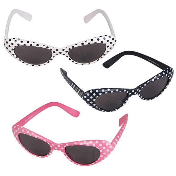 Cat Eye Glasses Wholesale | KIDS SIZE Cat Eye Glasses Bulk |  12 PACK Mix Colors 7080POL