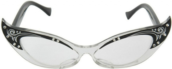 Vintage Cat Eye Retro Glasses 7085