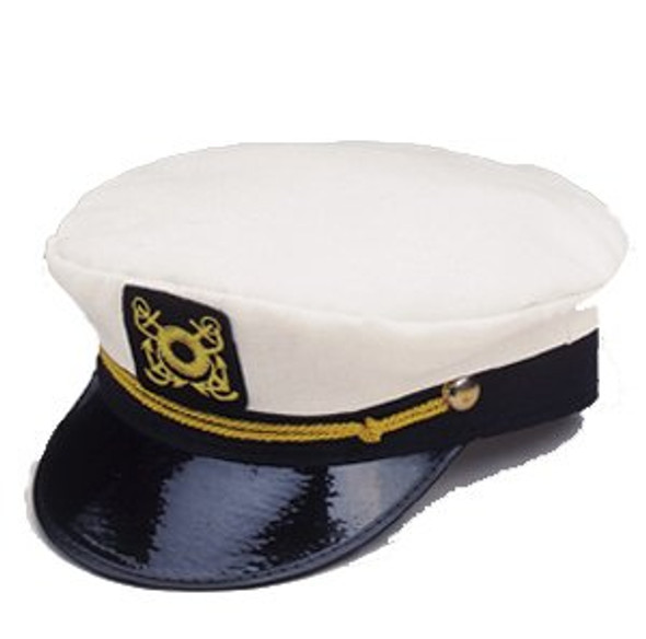 Wholesale Captain Hats | Bulk Yacht Hats Wholesale | 12 PACK 1340A