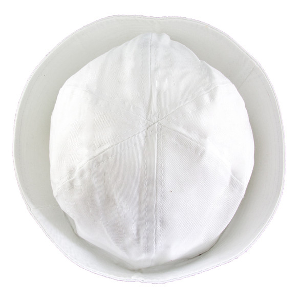 "Sailor Hat White  | Adult Size 22.5"" Standard Circumference for Adults 1345"