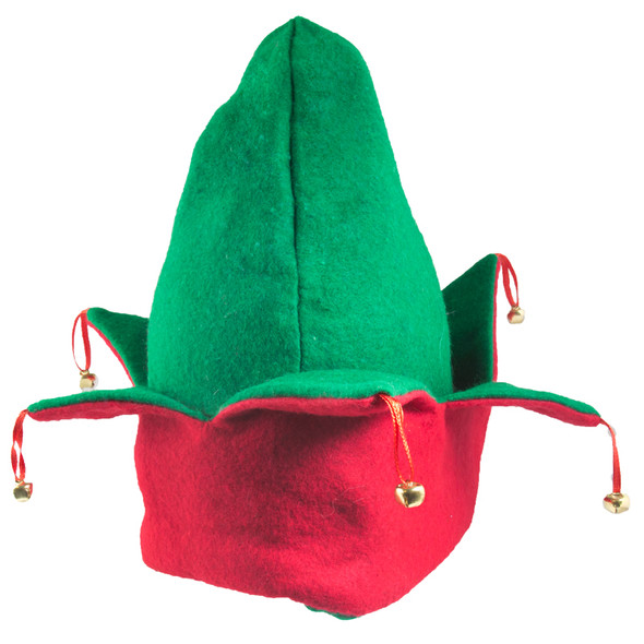 Elf Christmas Hats | Elf Hats | with Jingle Bell Adult 1418