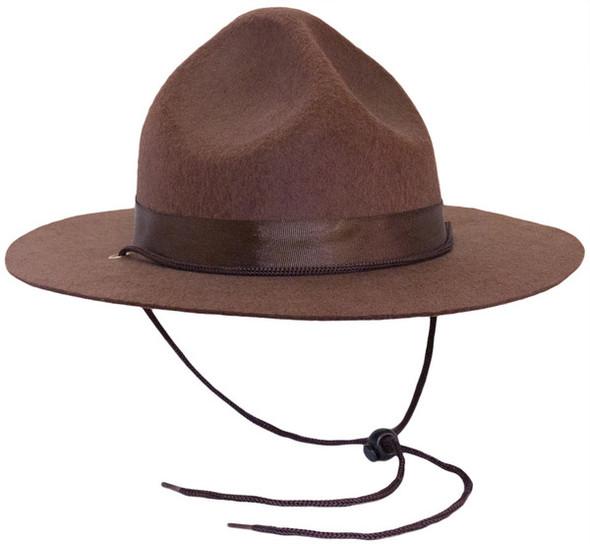 Ranger Hat Brown 1434