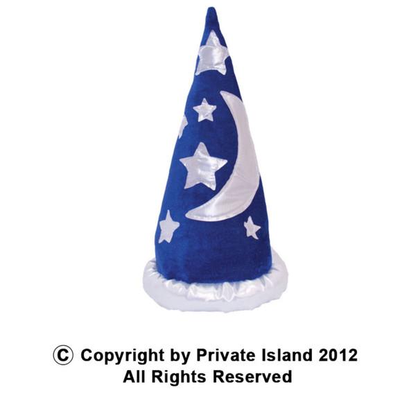 Wizard Hat Blue 1436