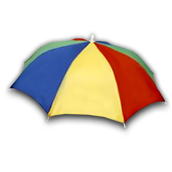 Colorful Umbrella Hat
