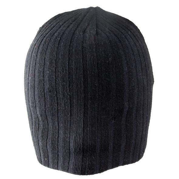 Short Cable Beanie Black 5710
