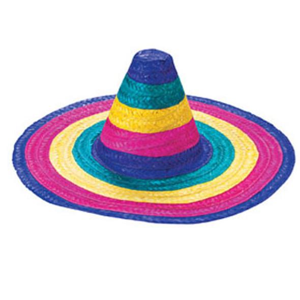 Sombrero Rainbow Color 5894