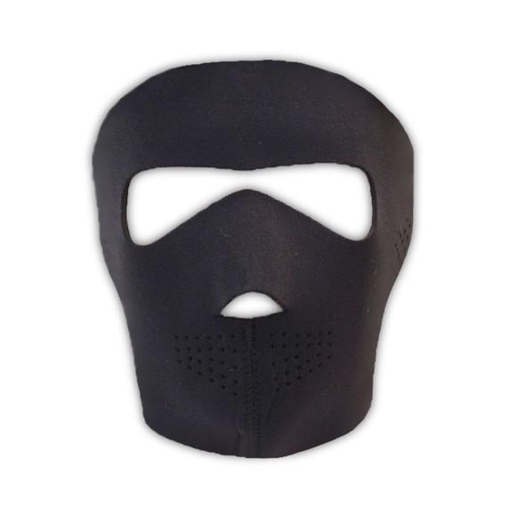 Full Face Mask Neoprene 12 PACK 3066