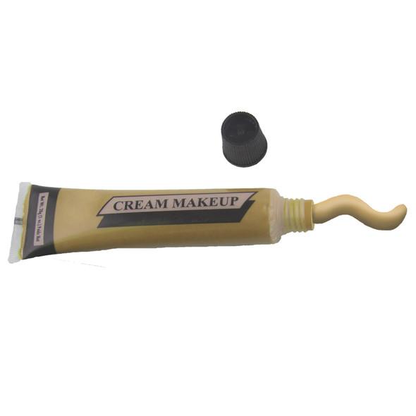 Gold Makeup Face Paint Cream Washable Latex 6588