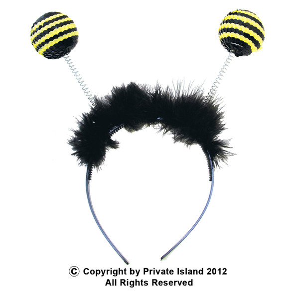 Bee Headband Wholesale | Bee Headband Bulk | 1686