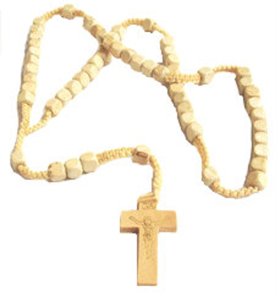 Wooden Rosary Beads 6561