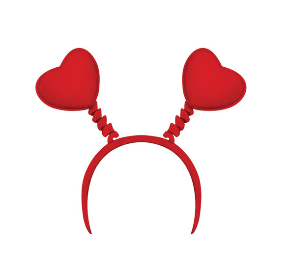 Hearts Headband Boppers 1825