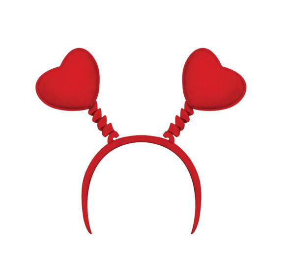 Hearts Headband Boppers 1825