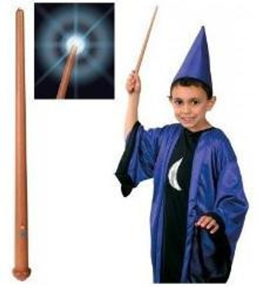 Light Up Wizard Wand 9022
