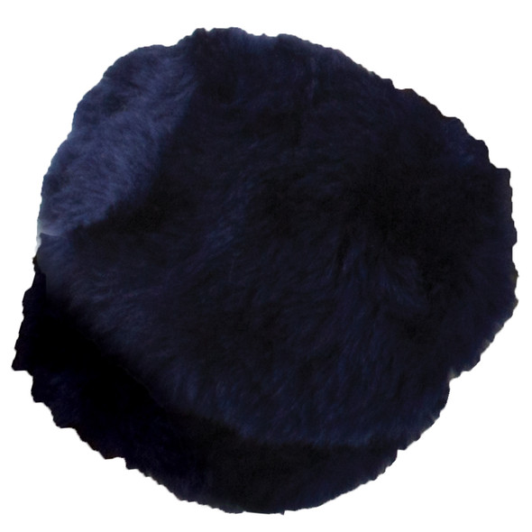 Furry Ear Warmers Navy 6707