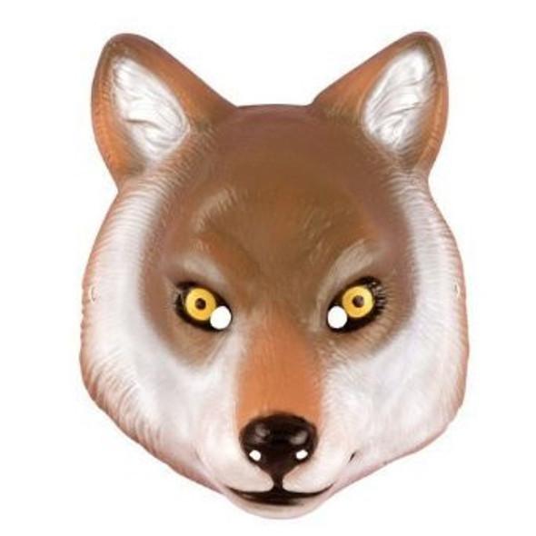 Wolf Mask 1669