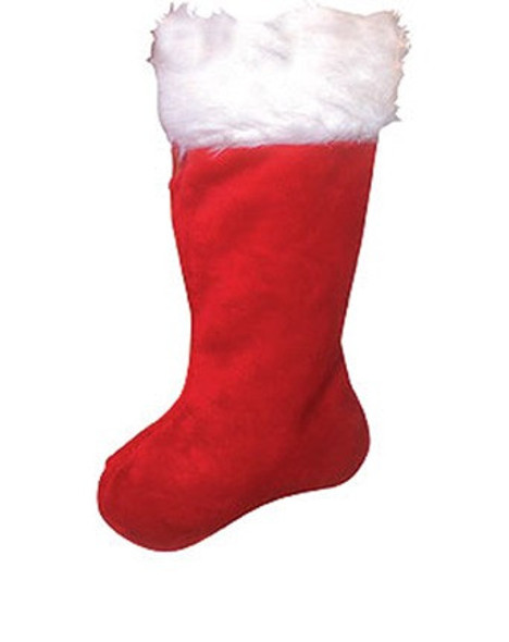 Plush Christmas Stocking 1819