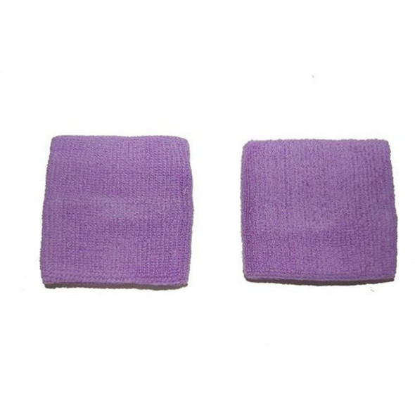 Lavender Terry Wristband - 3081