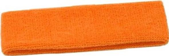 Orange Terry Headband 3094