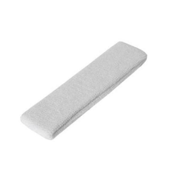 White Terry Cloth Sweatband/Headband 3099