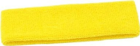 Yellow Terry Cool Headbands 3100