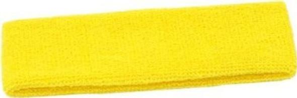 Yellow Terry Cool Headbands 3100