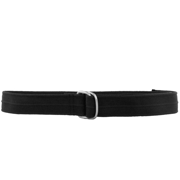 Black Military D-Ring Canvas Belt 2240 12 PACK