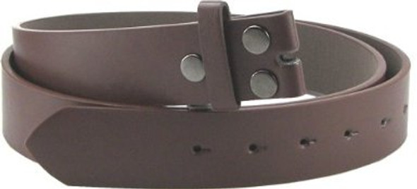 Buckleless Belt Brown 4X-Large 2337