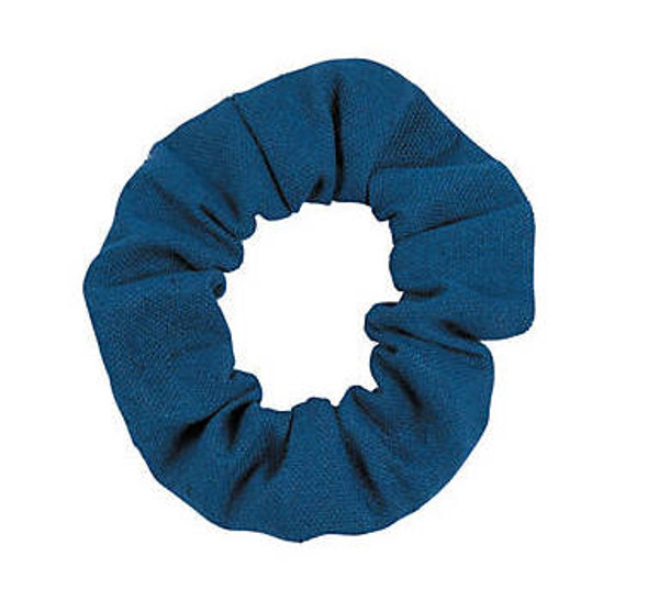 Navy Blue Scrunchies 12 PACK 6658